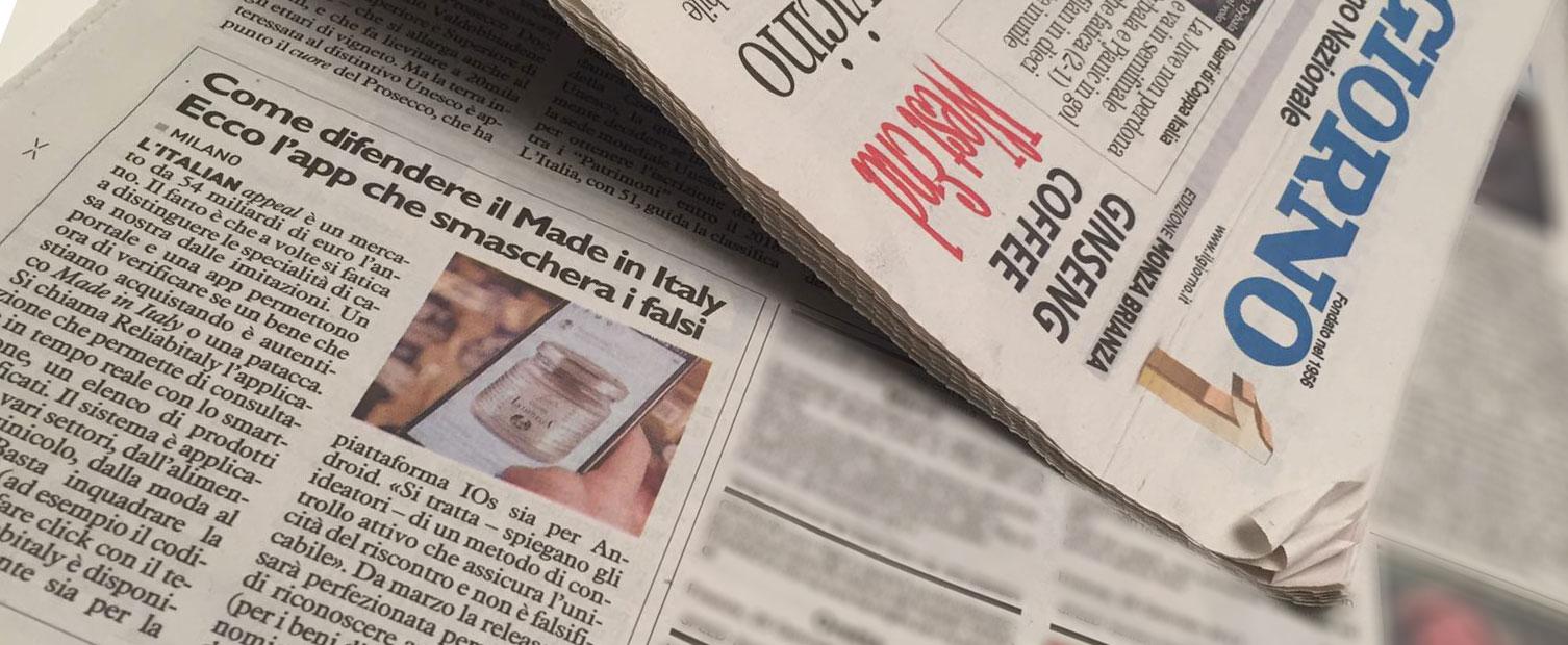 Reliabitaly & Realia Press Review
