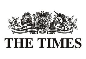 The Times Rassegna Stampa Realia